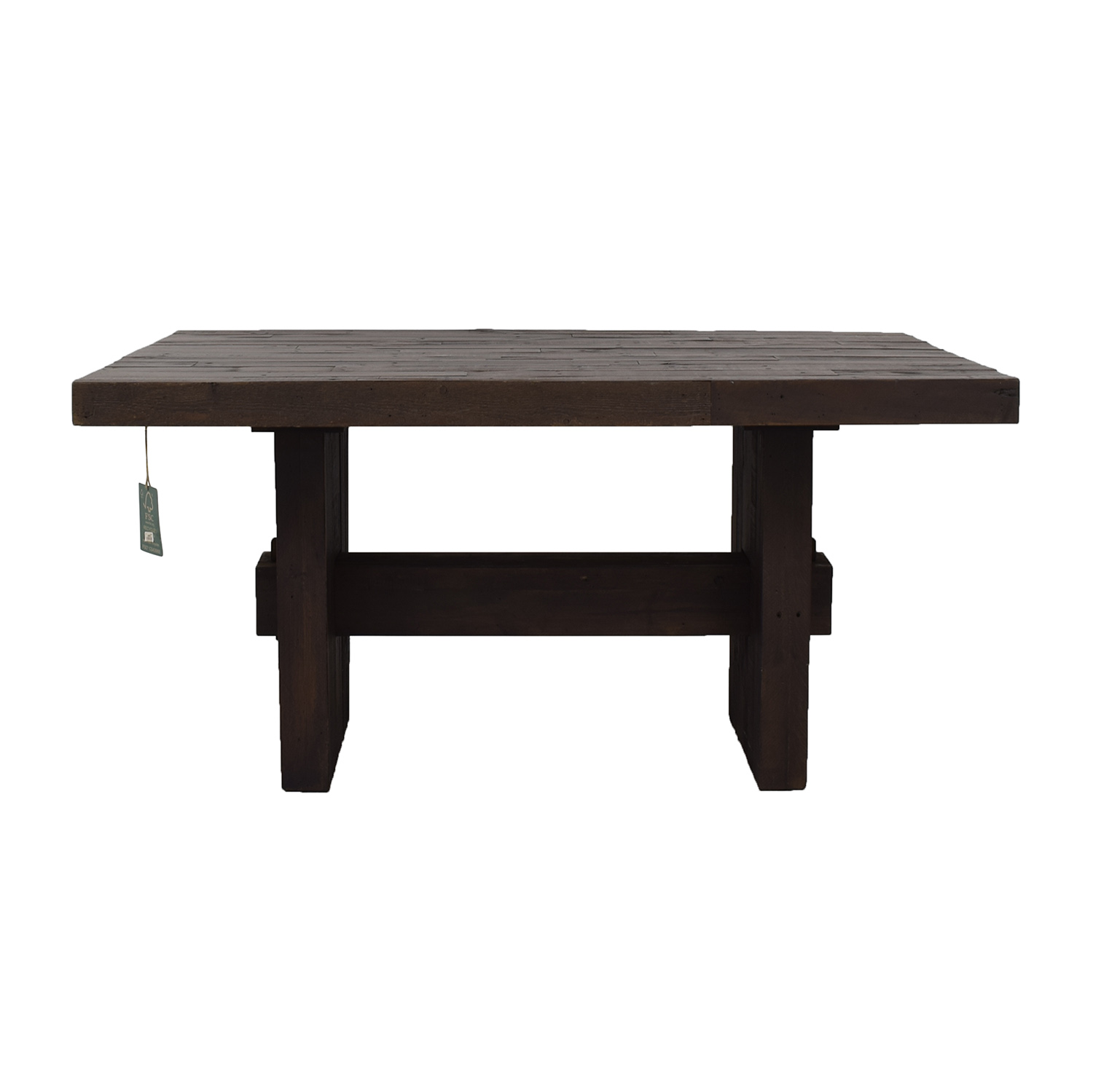 West Elm West Elm Emmerson Reclaimed Wood Dining Table nyc