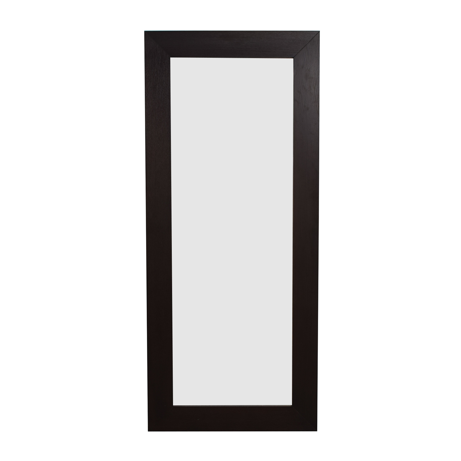 Wood Framed Floor Mirror dimensions