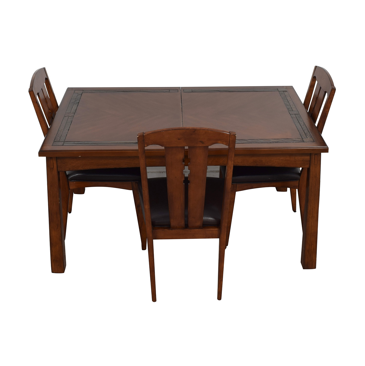 Extendable Wood Dining Table Tables