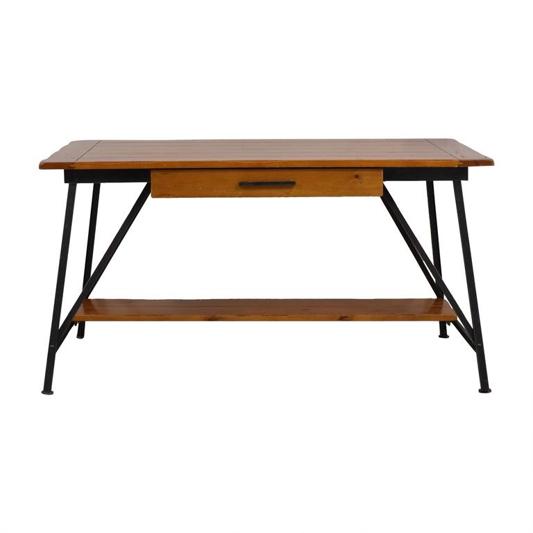 buy Pottery Barn Vintage Farm Table Desk Pottery Barn Tables