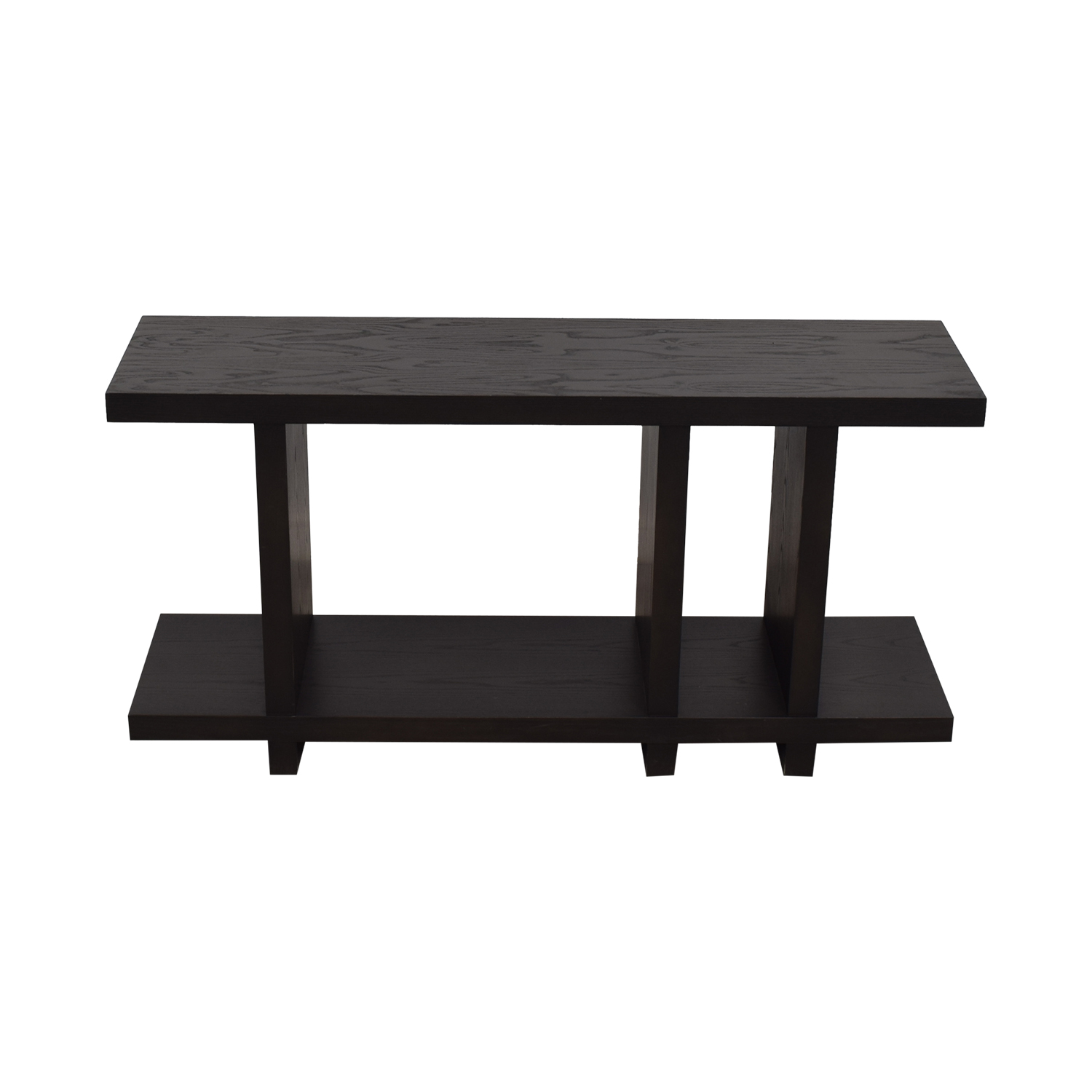 buy Desiron Ebony Wood Side Table Desiron Storage