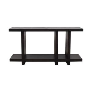 Desiron Desiron Ebony Wood Side Table