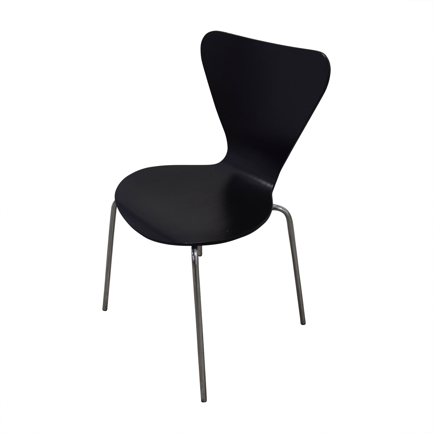 shop Black Wood Butterfly Chairs
