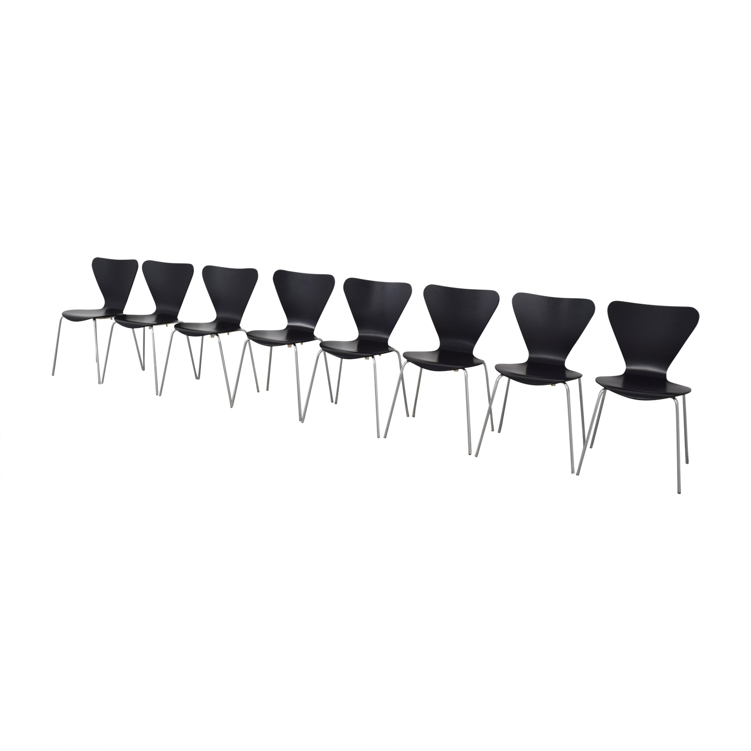 buy  Black Wood Butterfly Chairs online