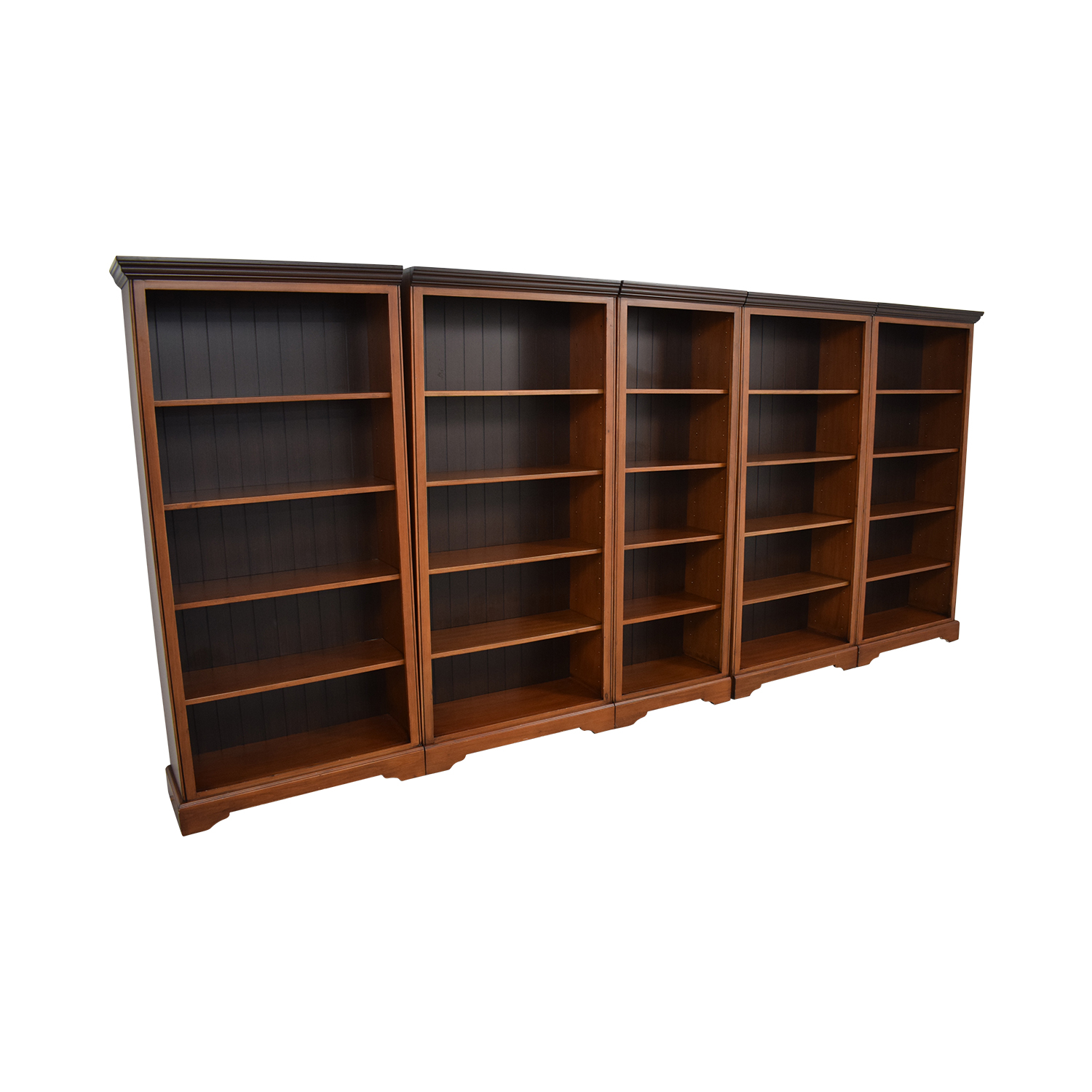 Country Willow Country Willow Five Wood Bookcases