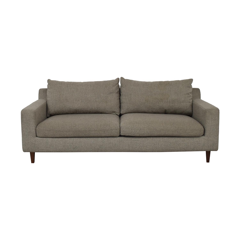 Sloan Sesame Sofa sale