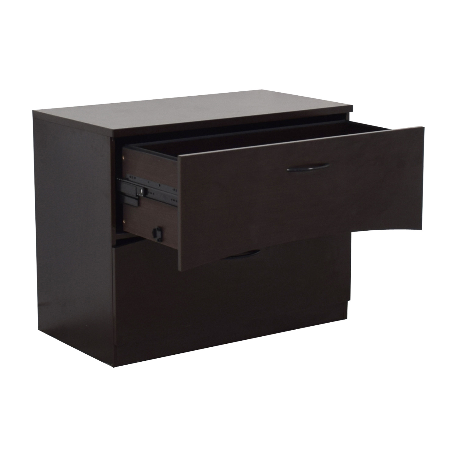 Mayline Mayline Two-Drawer Lateral File Cabinet dimensions