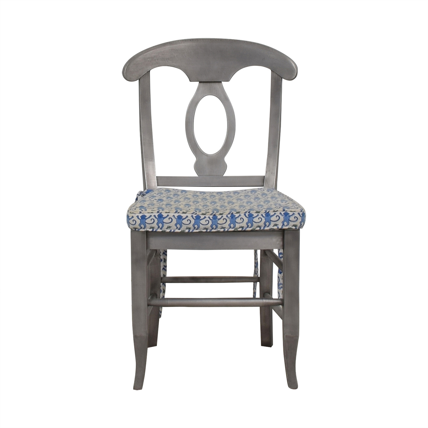 shop Pottery Barn Aluminum Chair Pottery Barn Dining Chairs