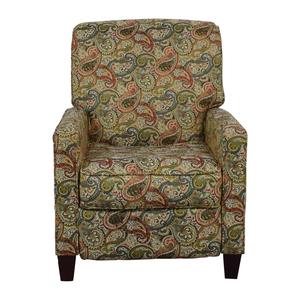 buy Jennifer Furniture Jennifer Furniture Multi-Colored Push Back Recliner online