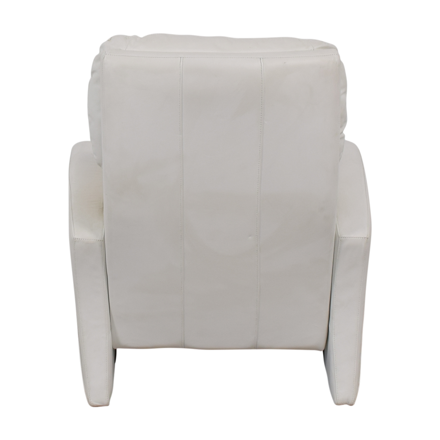 buy American Leather American Leather White Leather Recliner online