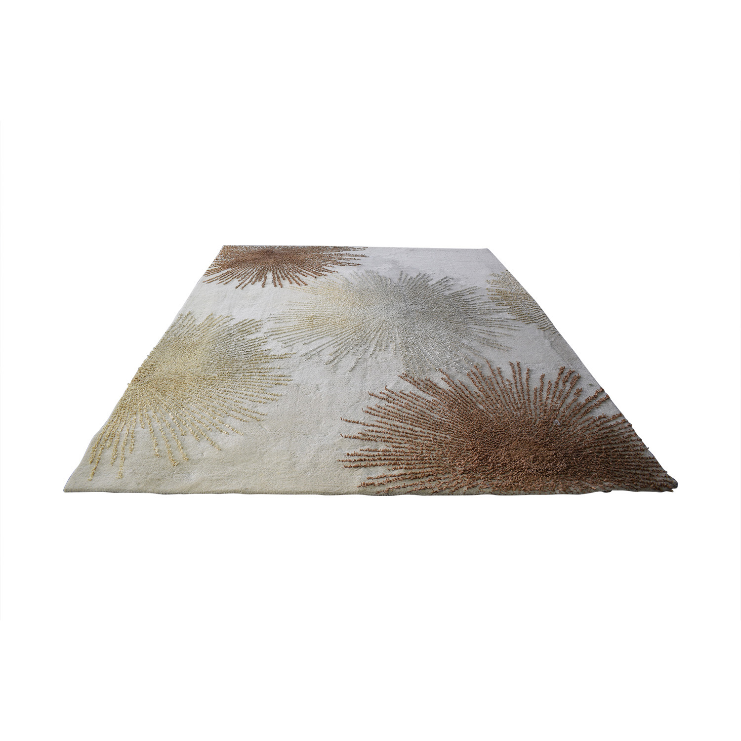 Safavieh Safavieh Sunburst Earth Tone Rug coupon