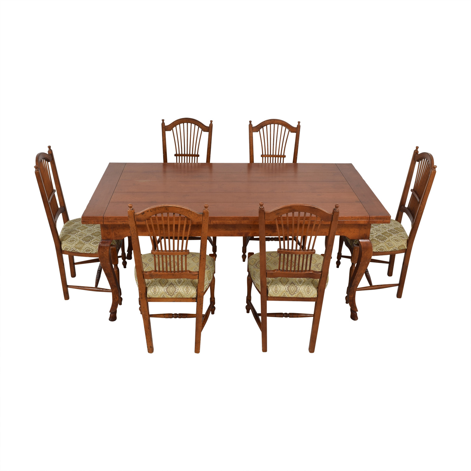 shop Bloomingdale's Zichele Wood Expandable Dining Set Zichele Sofas