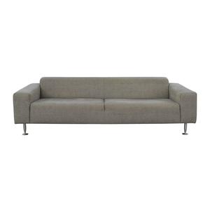 BoConcept BoConcept Grey Two-Cushion Sofa