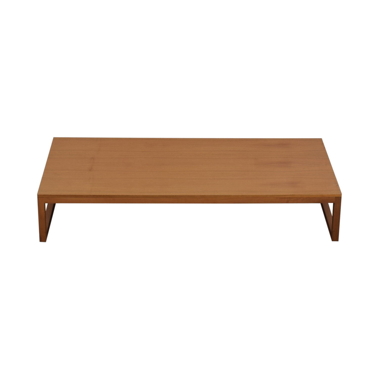 Design With Reach Wood Coffee Table sale