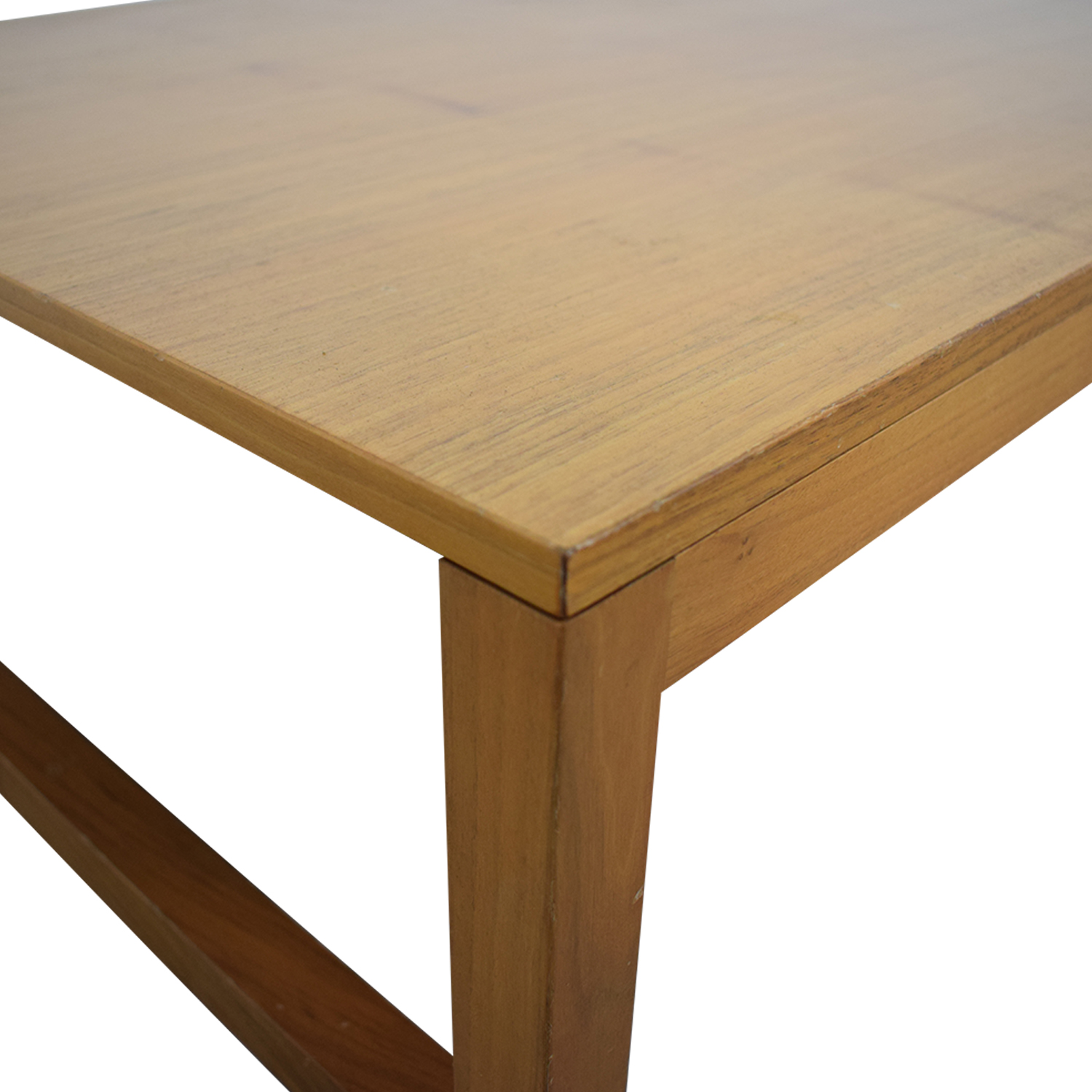 Hemnes Coffee Table Light Brown 90 X 90 Cm: Design Within Reach Design With Reach Wood