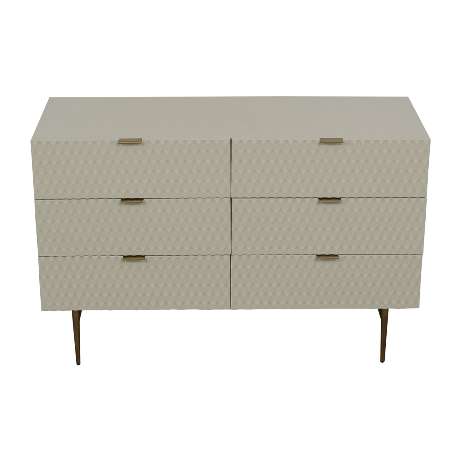 West Elm West Elm Audrey Six-Drawer Dresser Dressers
