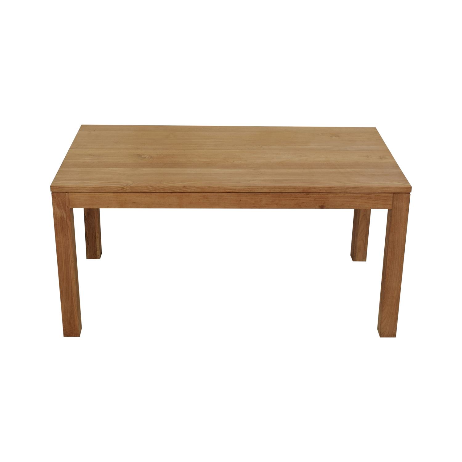 Ethnicraft Wood Dining Table Ethnicraft
