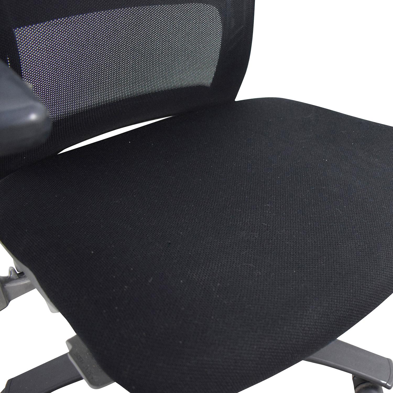 Knoll Knoll Life Black Desk Chairs coupon