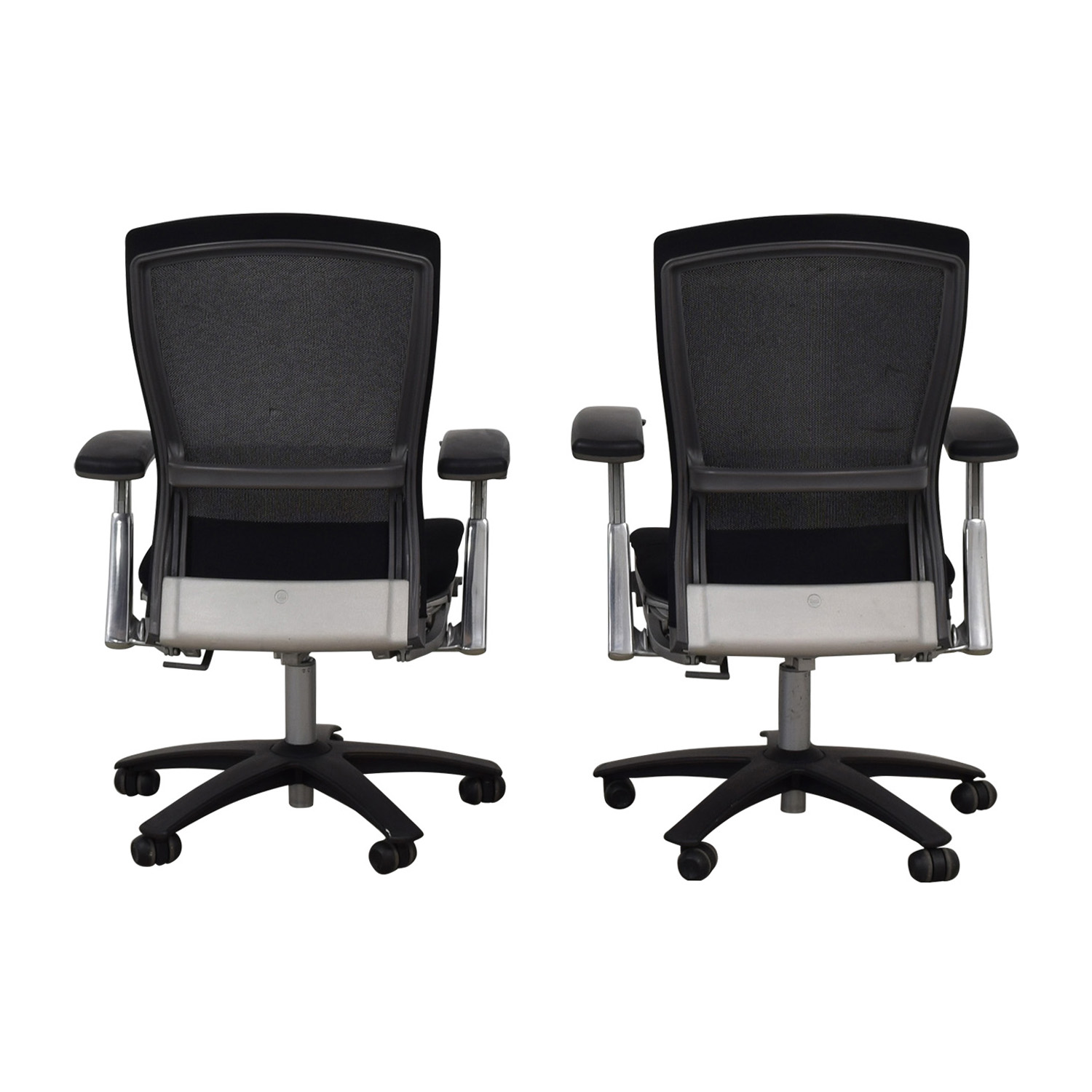 Knoll Life Black Desk Chairs sale