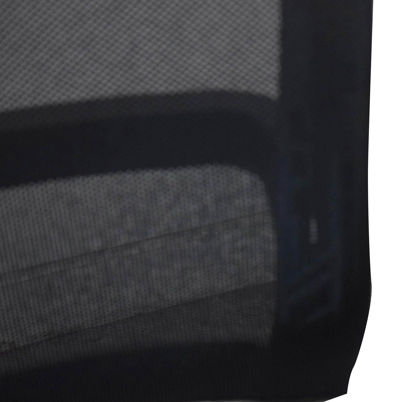 buy Knoll Life Black Desk Chairs Knoll