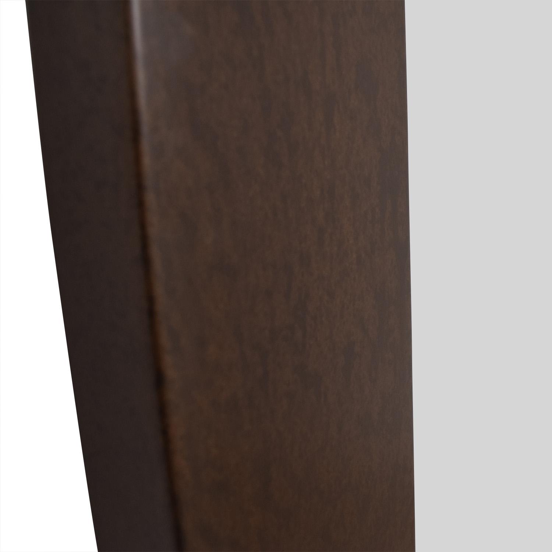 buy Crate & Barrel Parsons Floor Mirror Crate & Barrel