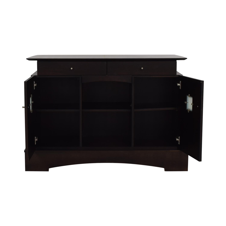 Jensen-Lewis Furniture Jensen-Lewis Furniture Wood Buffet