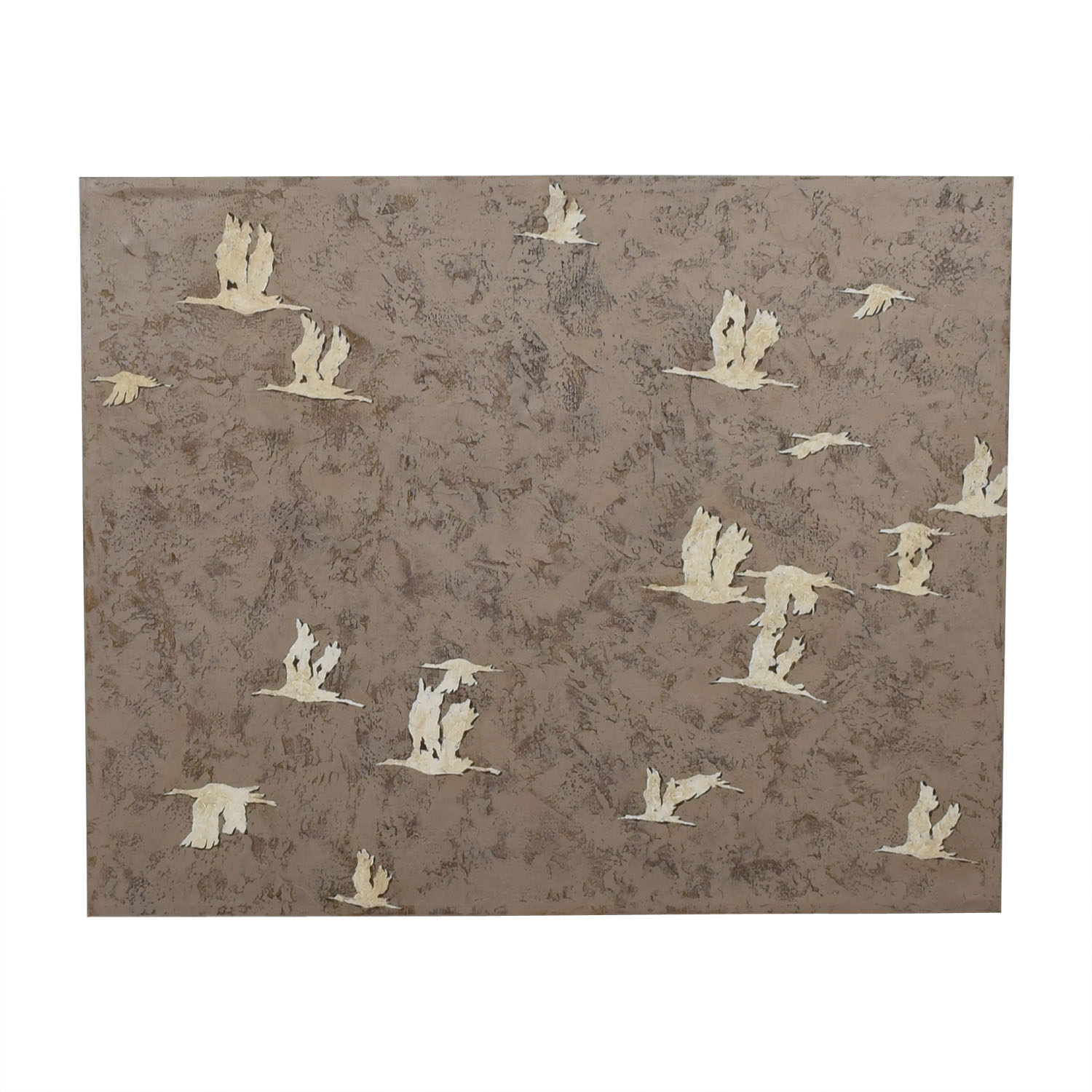 Z Gallerie Giclee Birds Flying Artwork / Decorative Accents