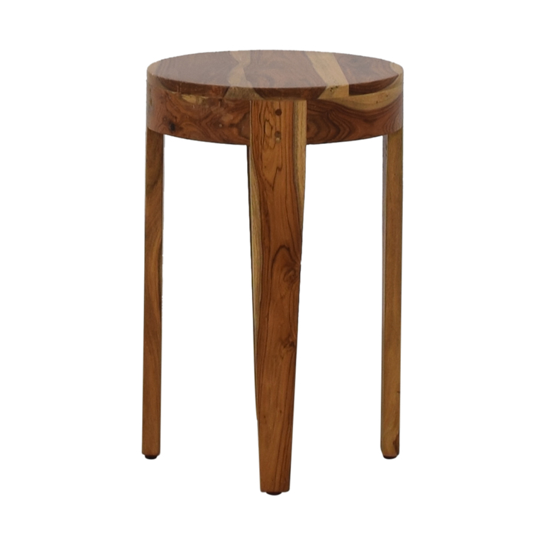 Target Small Round Accent Table sale