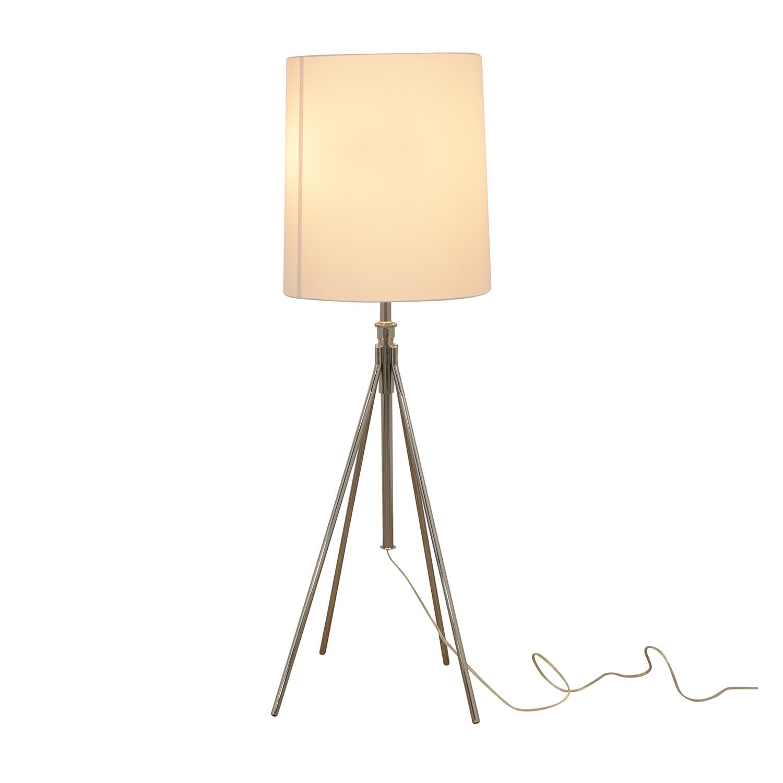 shop West Elm West Elm Tripod Floor Lamp online