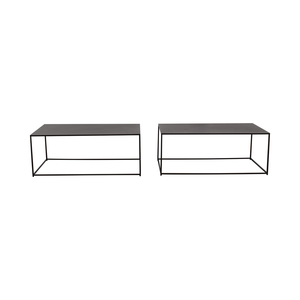 Black Coffee Tables discount