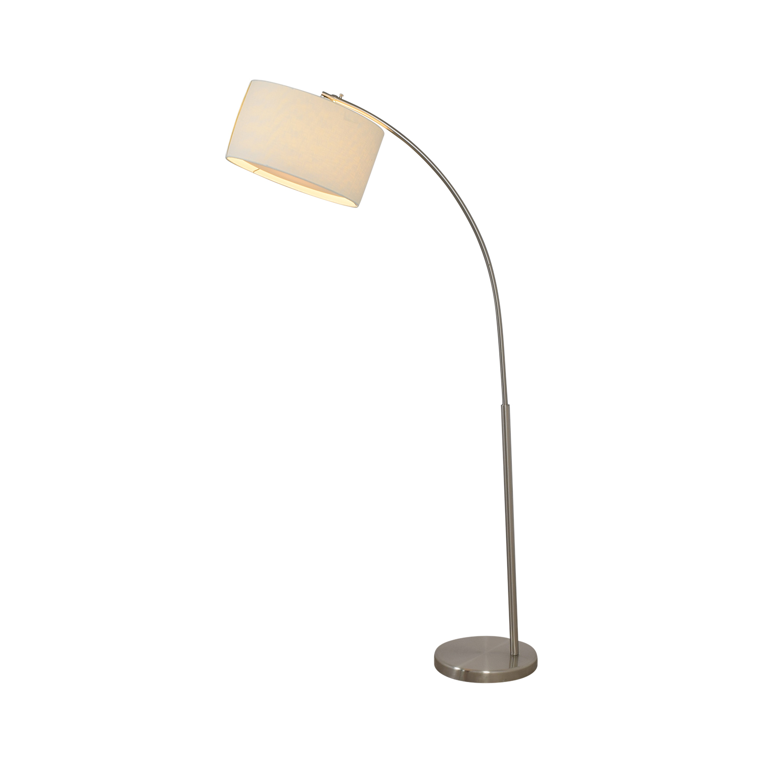 CB2 Arched Floor Lamp sale