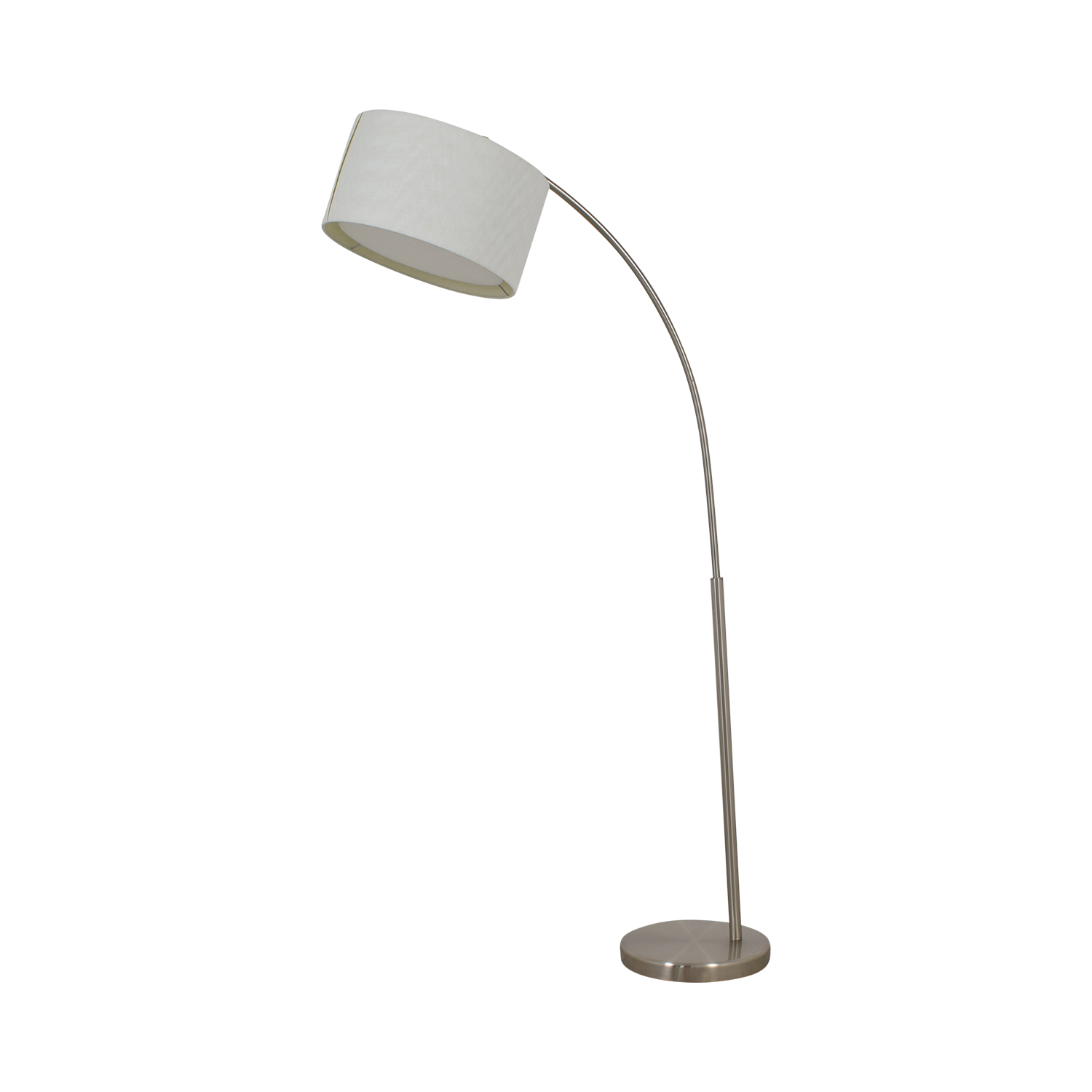 CB2 CB2 Arched Floor Lamp used