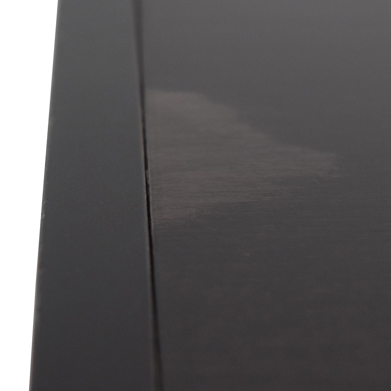 shop Design Within Reach Design Within Reach Graphite Five-Drawer Dresser online