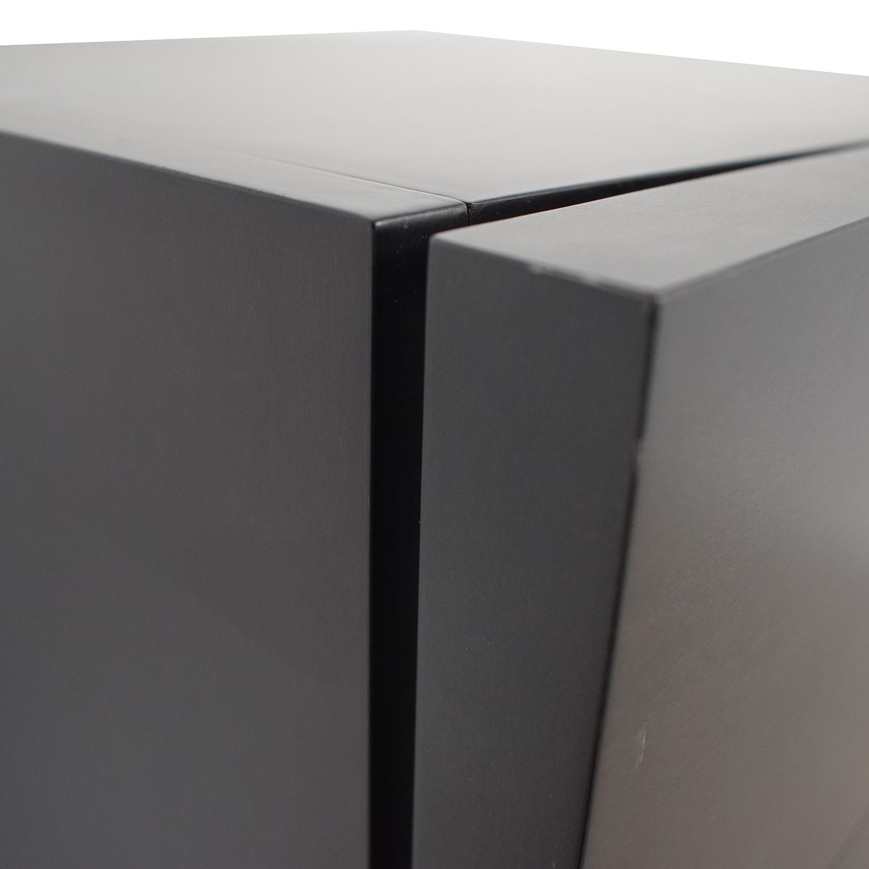 Design Within Reach Design Within Reach Graphite Five-Drawer Dresser price