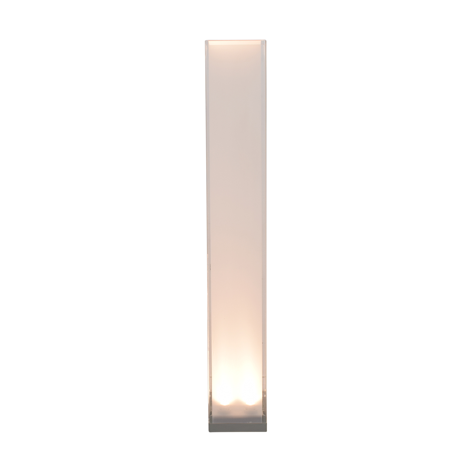 Contemporary Clear Lucite Ghost Floor Lamp price