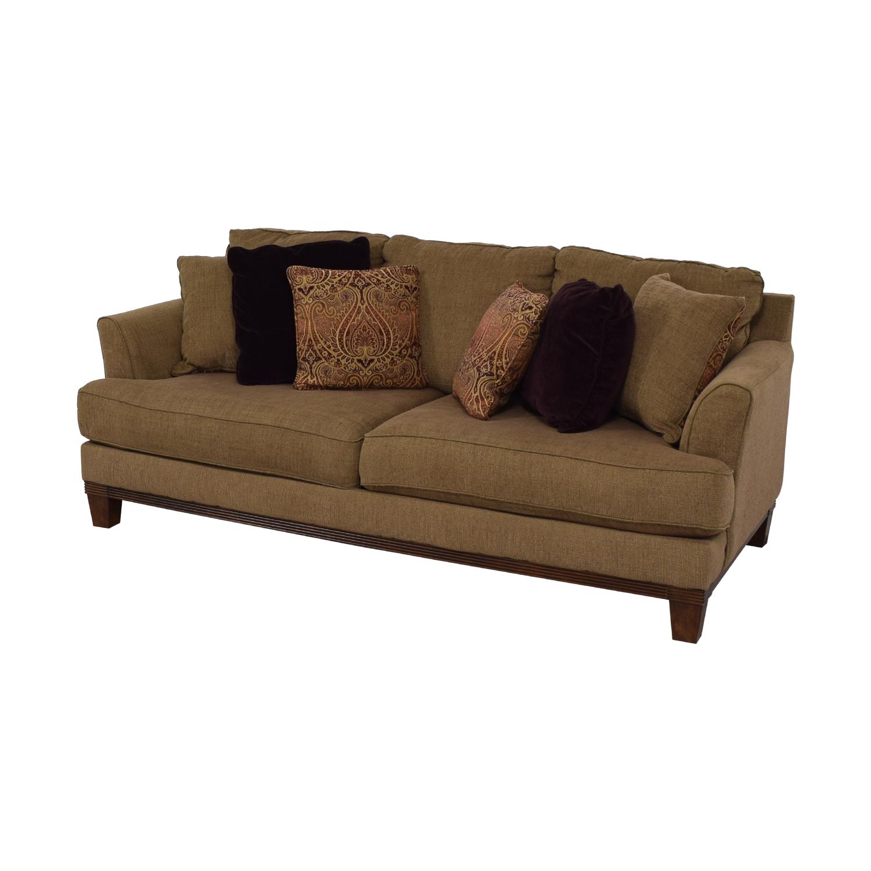 Discounted Ashley Furniture: Ashley Furniture Ashley Furniture Brown Two