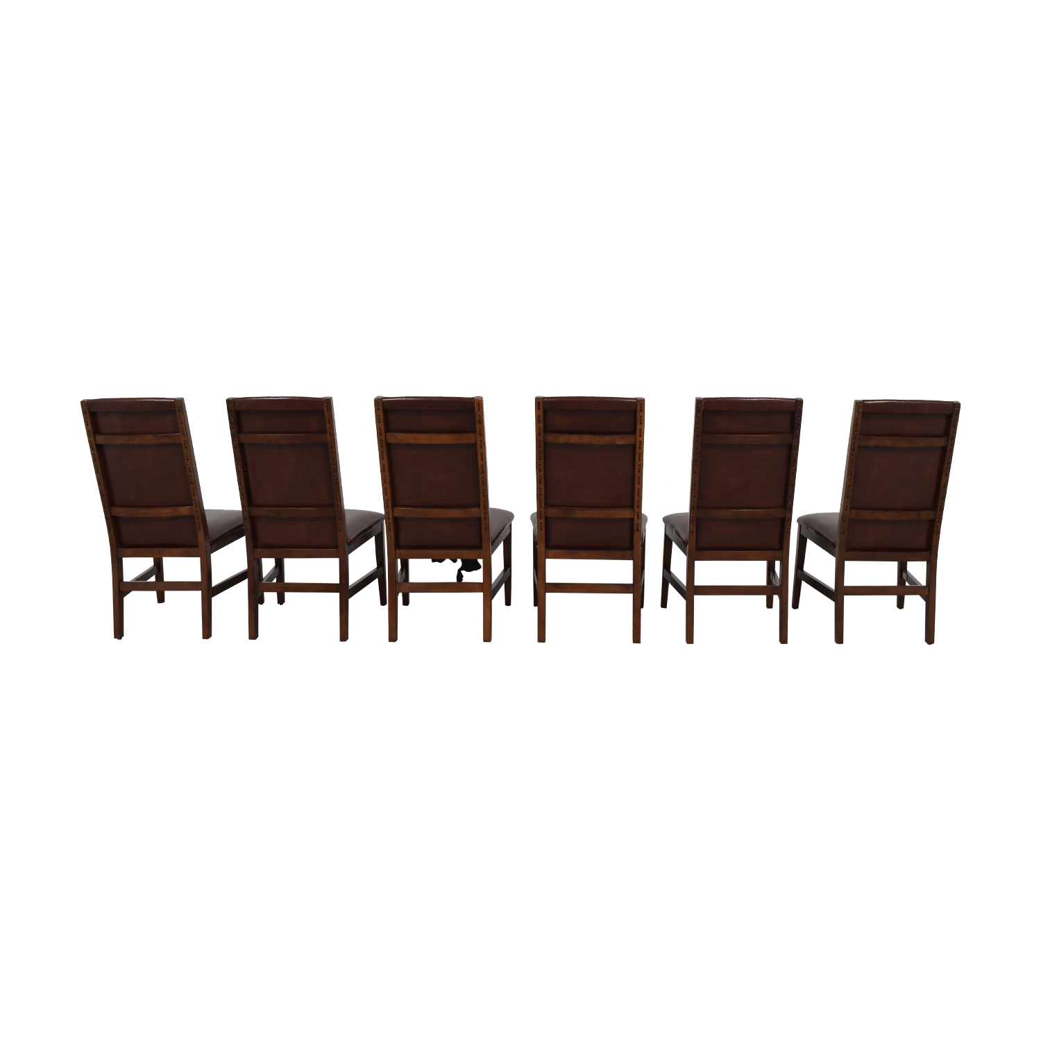 Nichols & Stone Nichols & Stone Brown Dining Chairs nyc