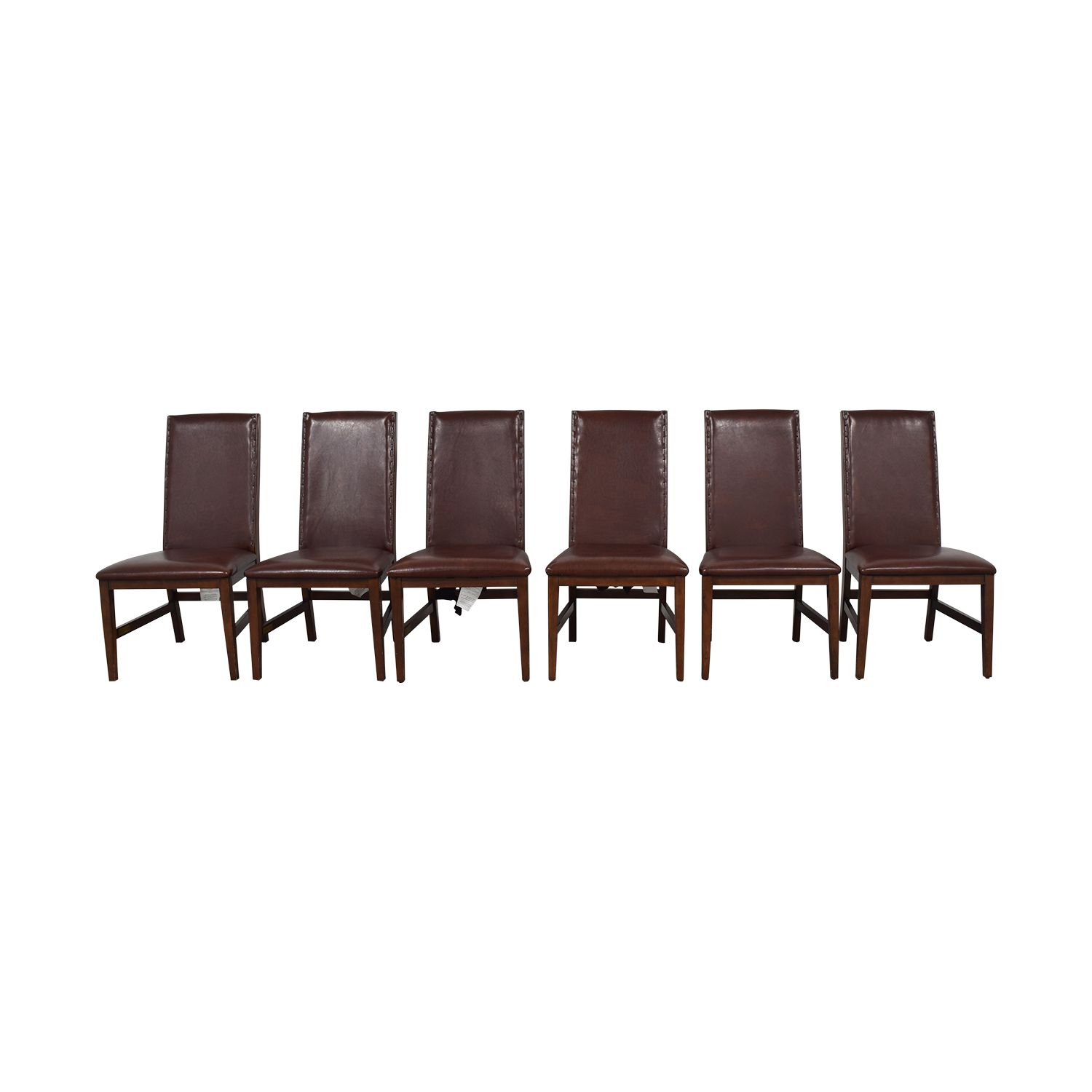 Nichols & Stone Nichols & Stone Brown Dining Chairs BROWN