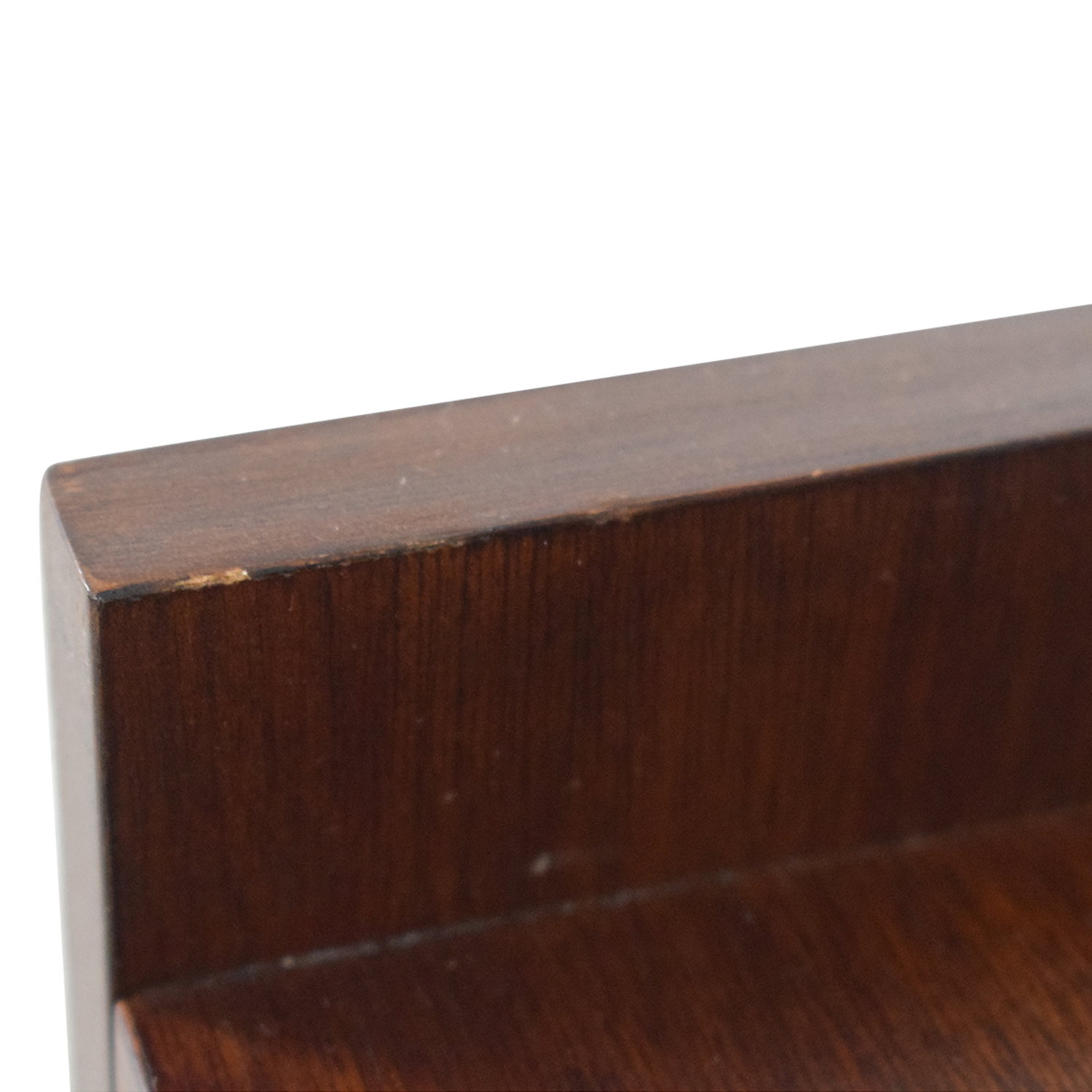 Crate & Barrel Crate & Barrel Brown Leaning Wine Bar for sale