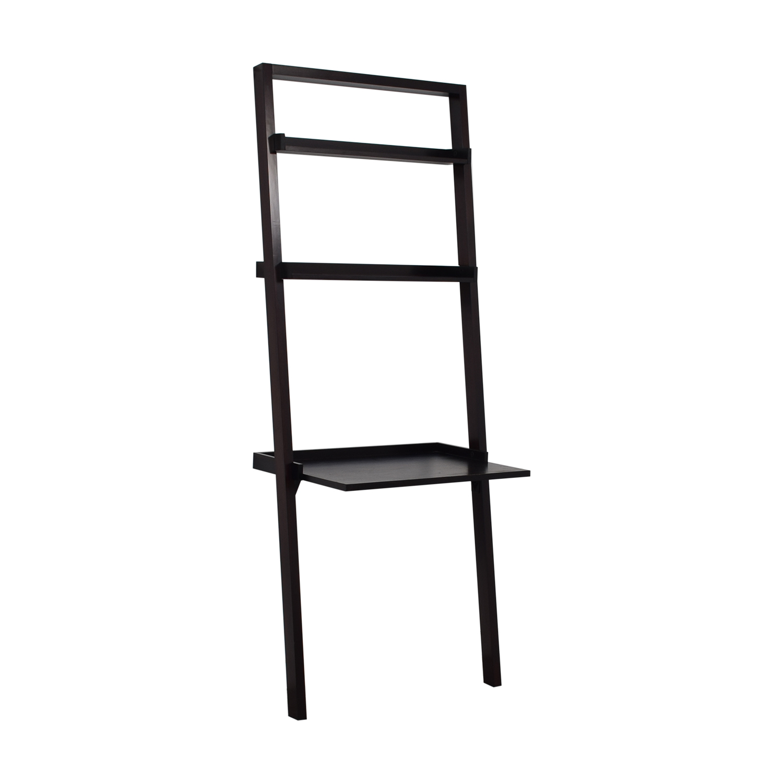 Crate & Barrel Crate & Barrel Brown Leaning Ladder Desk used
