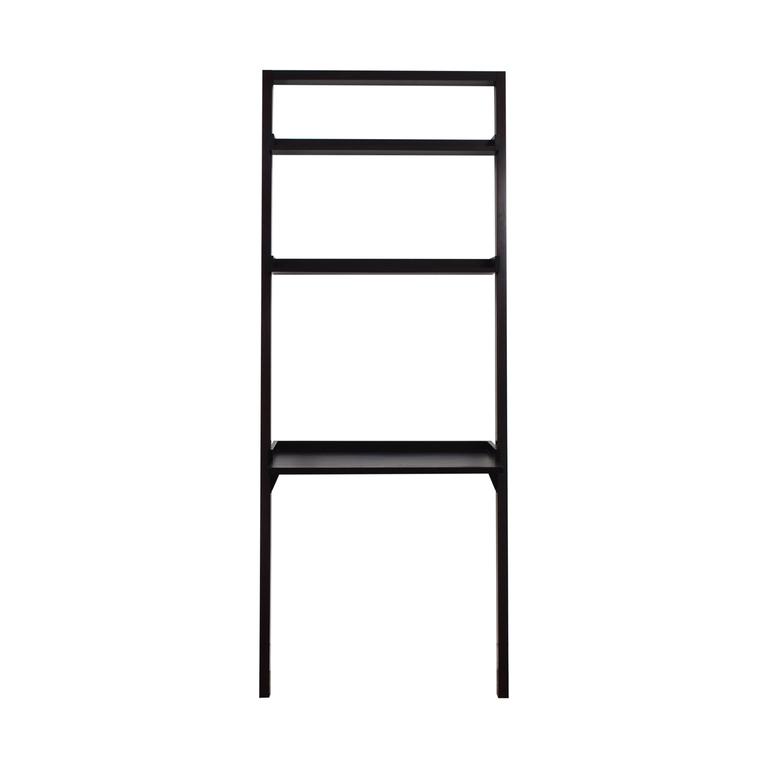 shop Crate & Barrel Crate & Barrel Brown Leaning Ladder Desk online