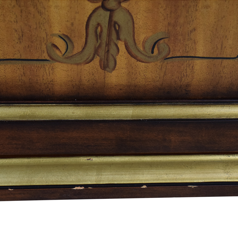 EJ Victor EJ Victor Floral Wood Credenza second hand