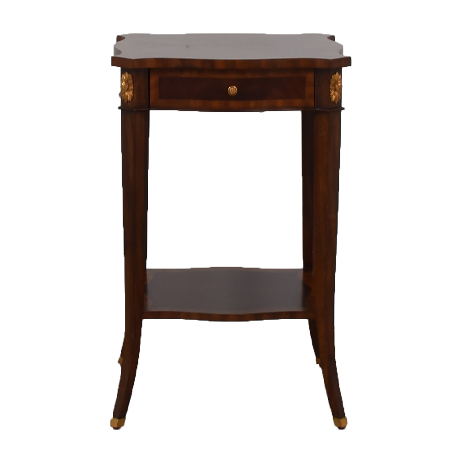 buy Maitland-Smith Single Drawer Side Table Maitland-Smith End Tables