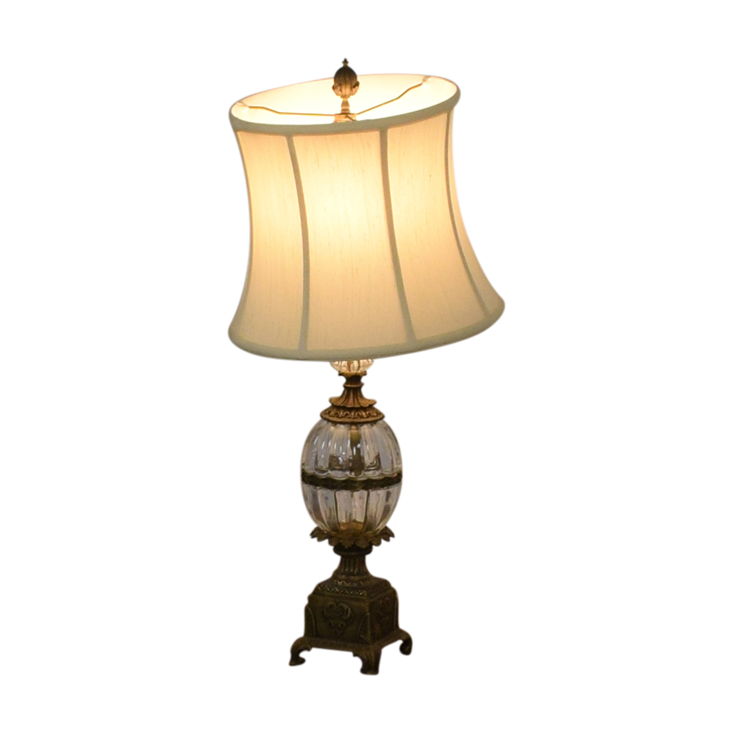 buy Crystal base table lamp  Sofas