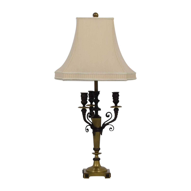 buy Candelabra Table Lamp  Decor