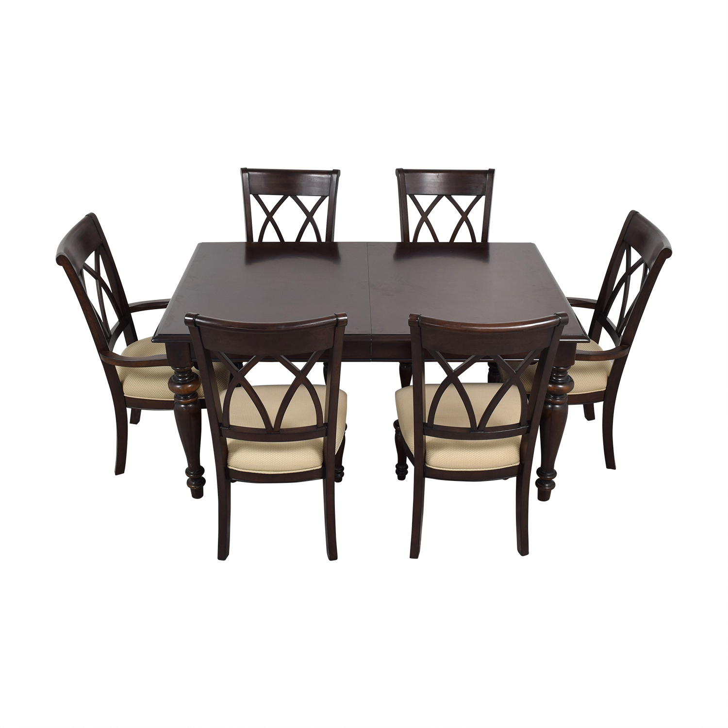 shop Macy's Extendable Dining Set Macy's