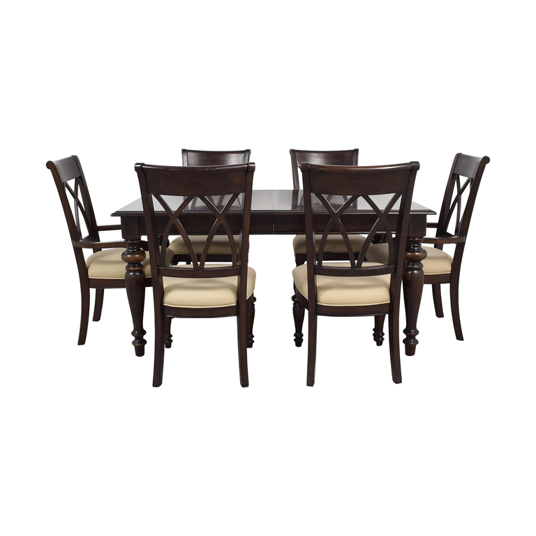 buy Macy's Extendable Dining Set Macy's