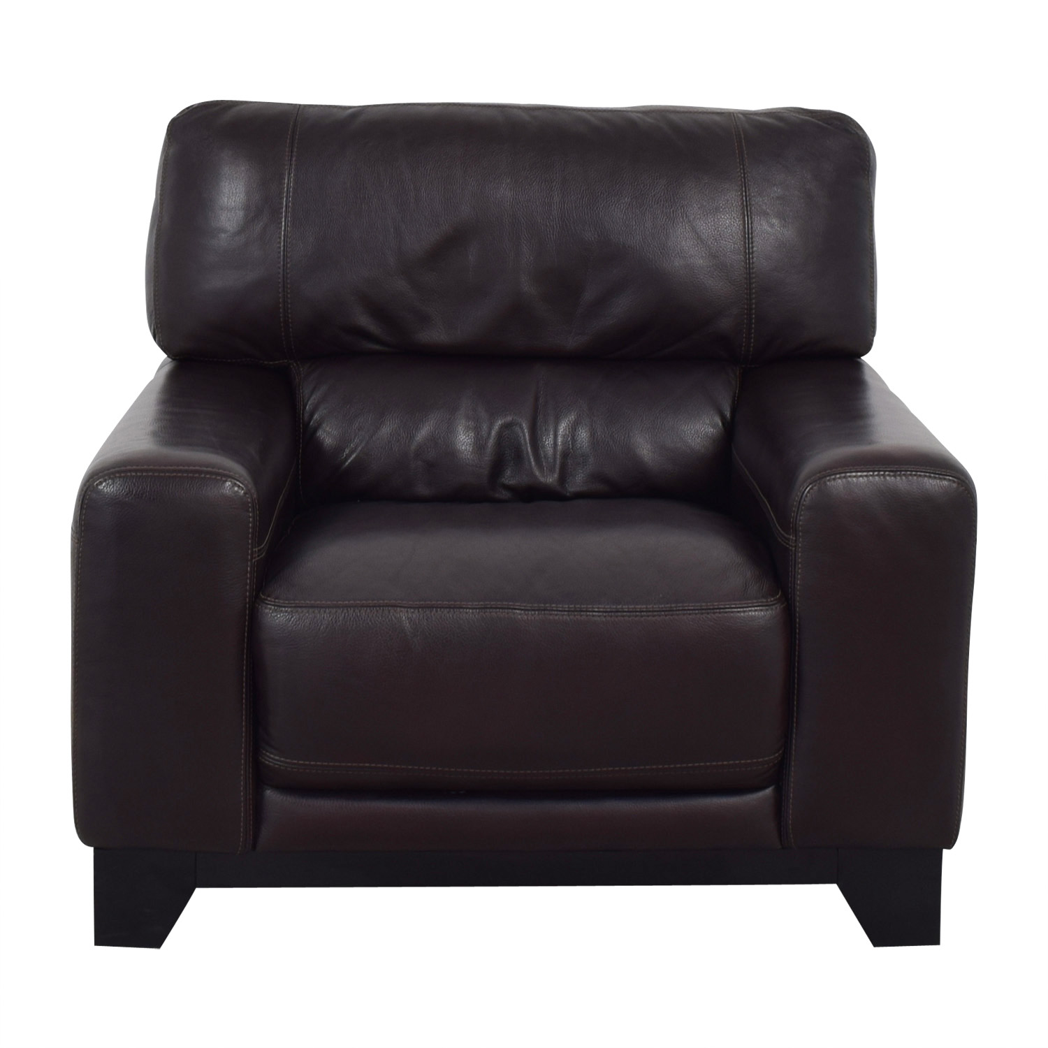 Macy's Macy's Brown Accent Chair price