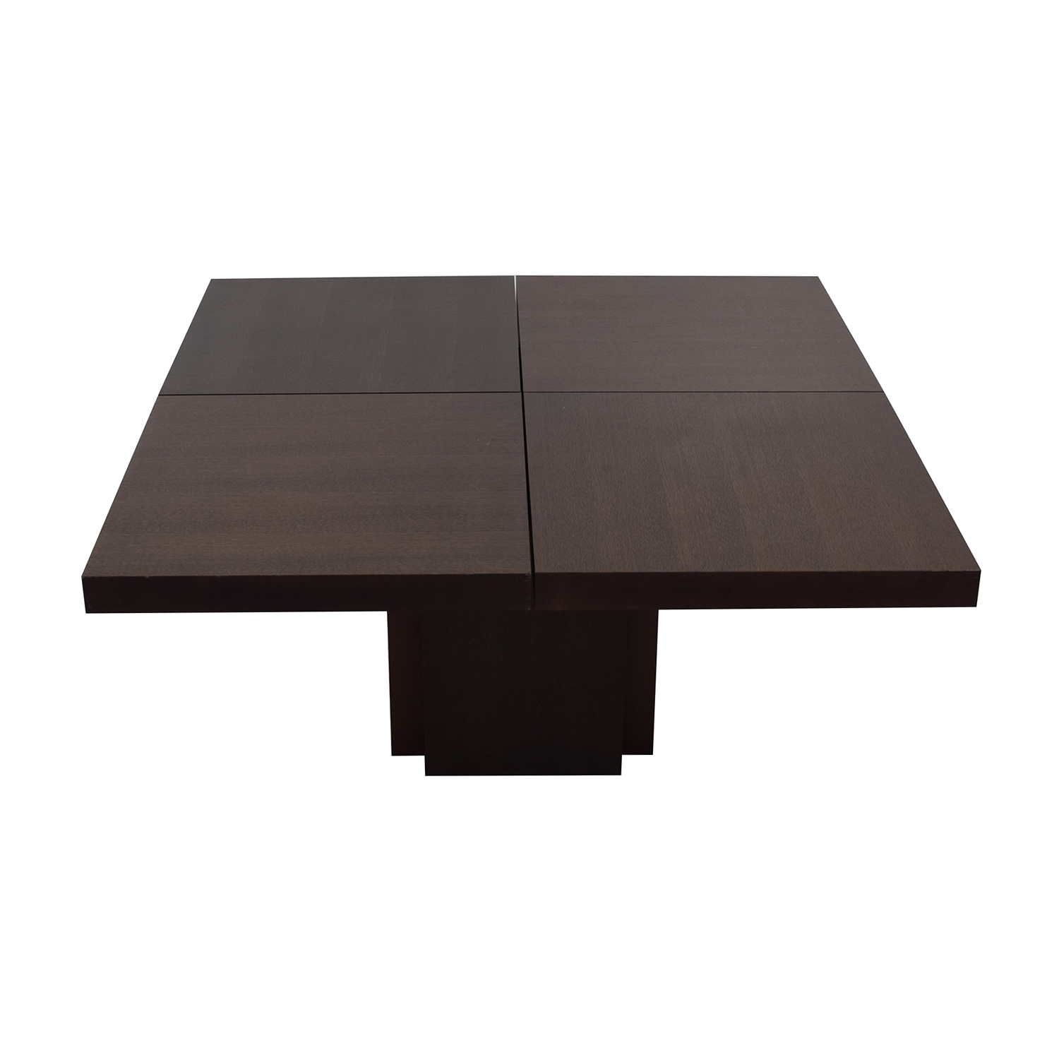 buy Square Wood Dining Table  Dinner Tables