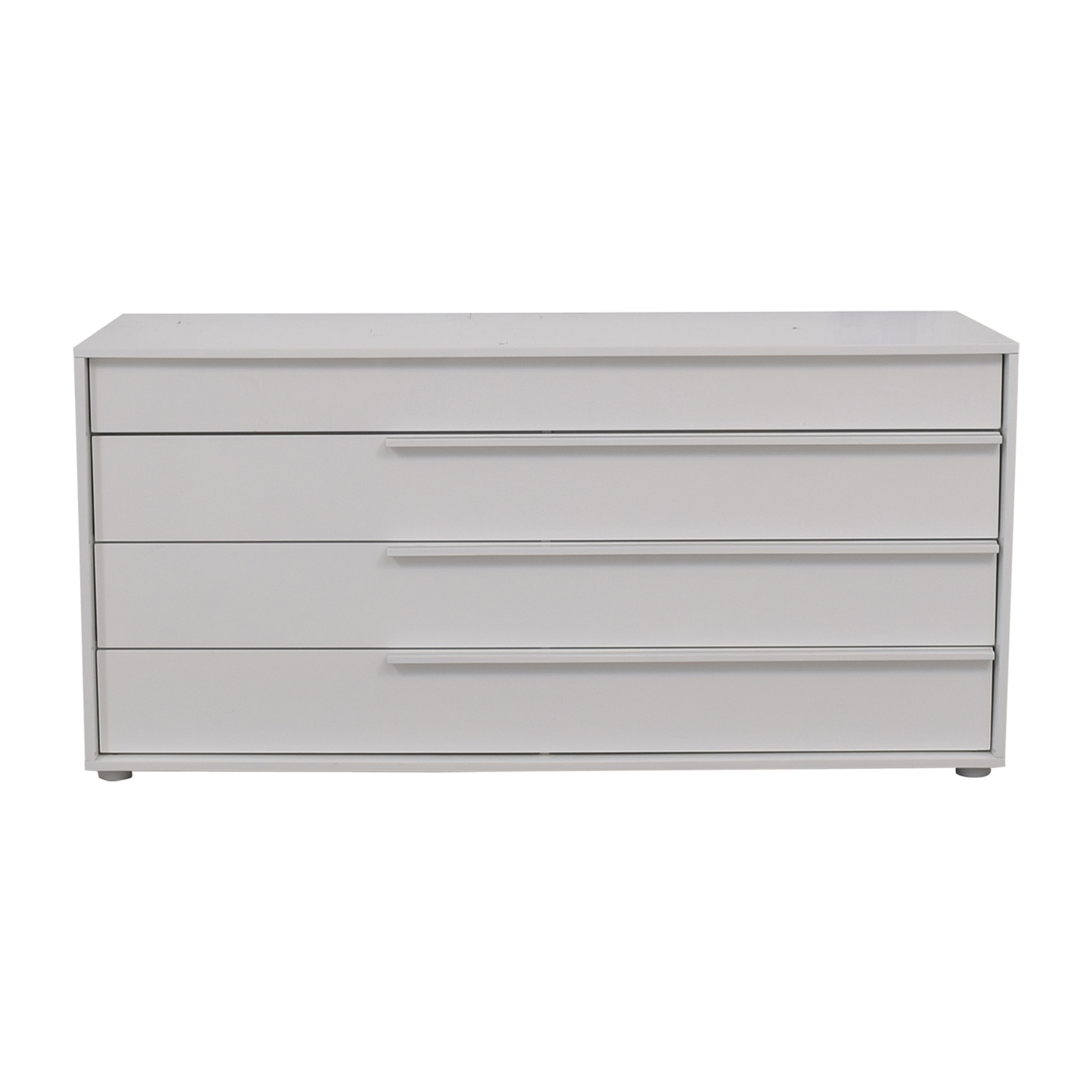 Modloft Modloft Jane Glossy White Four-Drawer Dresser price